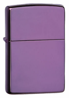Zippo 24747, Purple Abyss Finish Lighter, Full Size