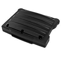 Performance Machine Black Ops Drive Style Rocker Box Covers - 0177-2037-SMB
