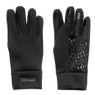 Snugpak Geogrip Neoprene Gloves Black