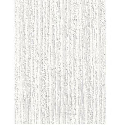 Blown vinyl wallpaper embossed white anaglypta for White washable wallpaper
