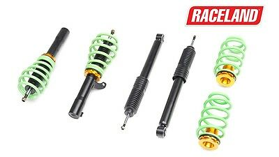 RACELAND VOLKSWAGEN GOLF 1.6TDI 1.9TDI MK6 50mm ULTIMO COILOVERS
