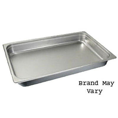 """Steam-Table Pan, Stainless, Full Size (12-3/4"""" x 20-3/4"""")"""