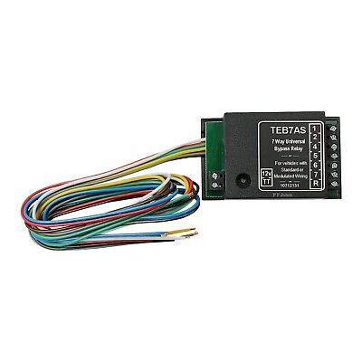 Universal TEB7AS Bypass Relay Towing Electrics / Towbar Wiring