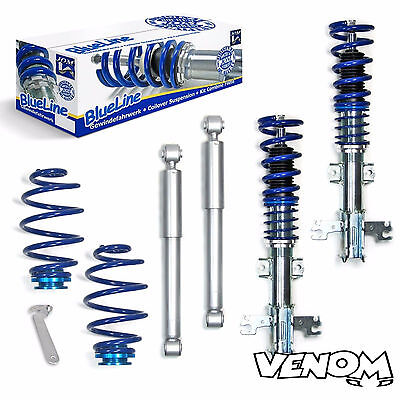 JOM BLUELINE Coilovers Kit Vauxhall Vectra C Saloon/Hatchback All Engines 741111