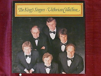 LP King's Singers Victorian Collection    INT 161.541