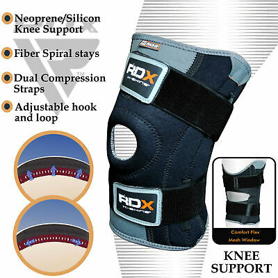 RDX Knee Support Strap Protector Sleeve Pad Leg Injury Wrap Bnadage Sports Guard