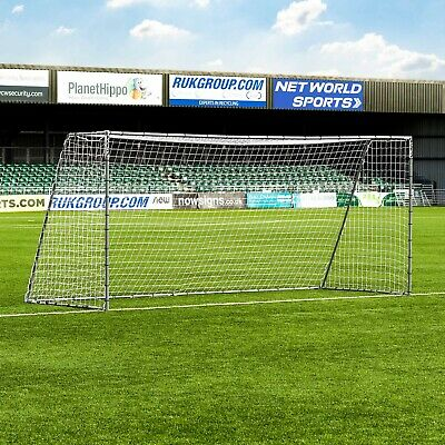 a4d9f57d3 FORZA Steel42 Football Goal | 16ft x 7ft | Strong Steel Goal | Goal Net