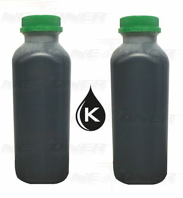 (2 x 1 Liter) 64oz Black Bulk Ink Refill Kit for use in All HP Printers