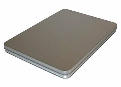 1 Ultra Aluminium DVD Style Multi Storage Case 15mm Empty Without Disc Holder HQ