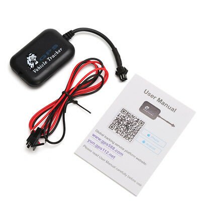Mini Vehicle Bike Motorcycle Car GSM/GPRS Tracking Device Real Time Tracker