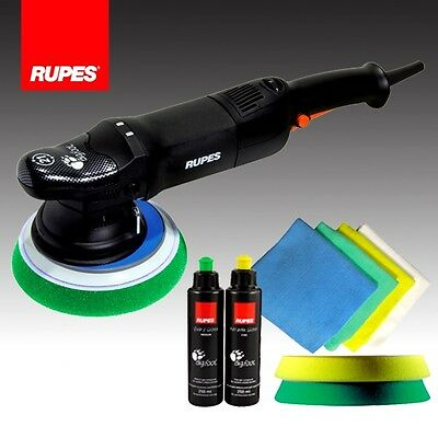 Random Orbital Polisher Rupes Bigfoot Lhr21Es For Polishing Car Detailing Detail