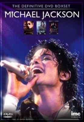 Michael Jackson: The Definitive Collection DVD NEW