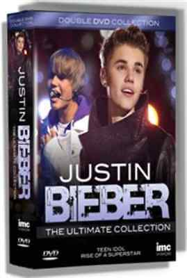 Justin Bieber: The Ultimate Collection DVD NEW
