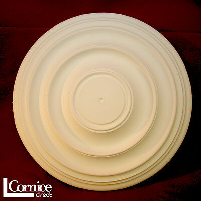 Ceiling Rose Victorian Plaster Handmade in Kent 395mm 15.5 inches Renovations