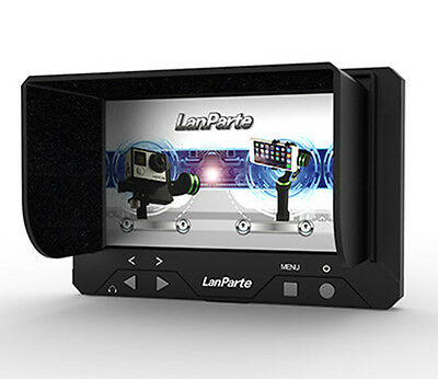 """LanParte 4.3"""" Gopro3 4 HDMIMonitor LCD Field For Stabilizer HandheldGimbal"""