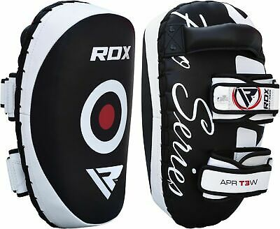 RDX Strike Shield Muay Pads Kick Arm MMA Strike Pads & Mitts