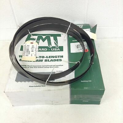 Fmt Welded-To-Length Bandsaw Blade 0309944 New #69328