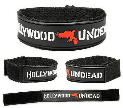 HOLLYWOOD UNDEAD Nylon Bracelet Wristband Day of the Dead