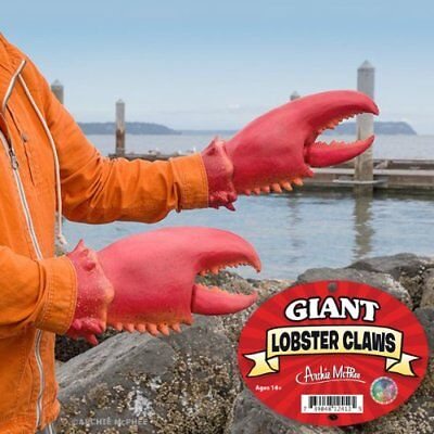 Accoutrements Giant Lobster Claws New
