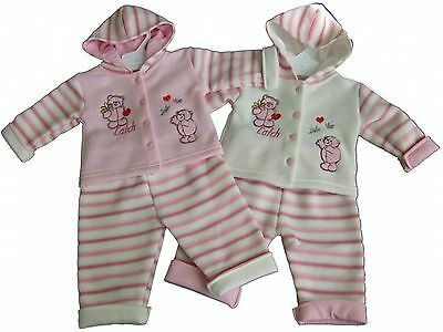 Girls Kids Children Tracksuit Hoodie Jacket Outfit Clothing Girl Suits 0-9 Month