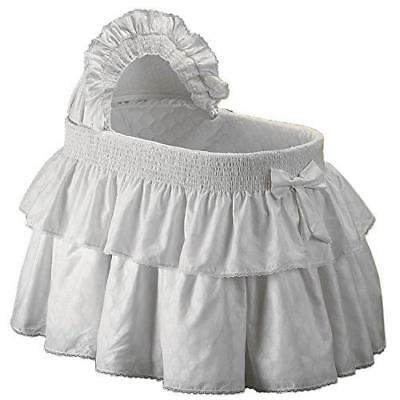 Baby Doll Bedding Neutral Paradise Bassinet Bedding Set for boy and girly, New