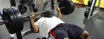 Bench Blokz - Increase your bench press and lockout - Bench press Boards
