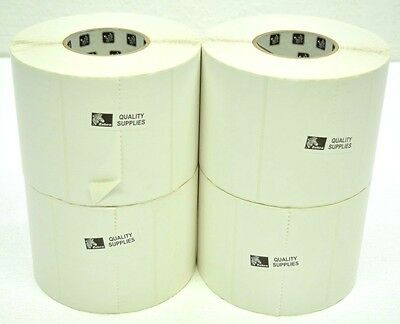 Zebra 72031 Z-Select Labels 5″ x 6″ - 4 rolls