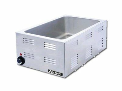 Adcraft FW-1200W Portable Steam Table fOOD WARMER New