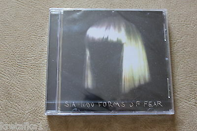 Sia - 1000 Forms Of Fear NEW CD