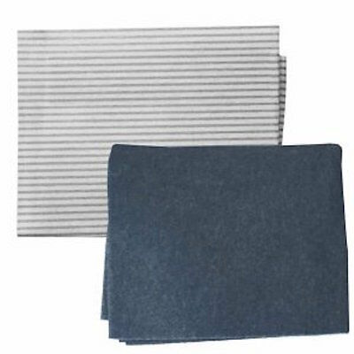 Universal Grease & Charcoal Odour Filters For Cooker Hood Extractor Cut To Size