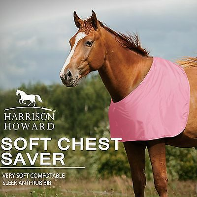 Harrison Howard horse Anti rub Bib vest wither shoulder guard chest Saver
