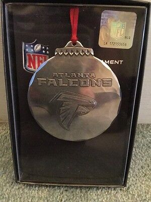 Wendell August Forge NFL Atlanta Falcons Christmas Ornament
