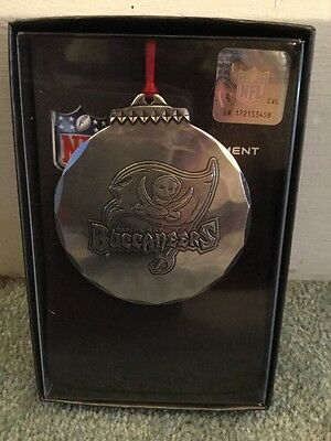 Wendell August Forge NFL Tampa Bay Buccaneers  Christmas Ornament