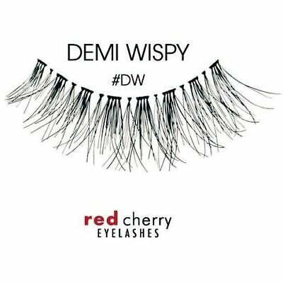 Red Cherry #DW Lashes - 100% Human Hair False Eyelashes - High Quality Lashes!