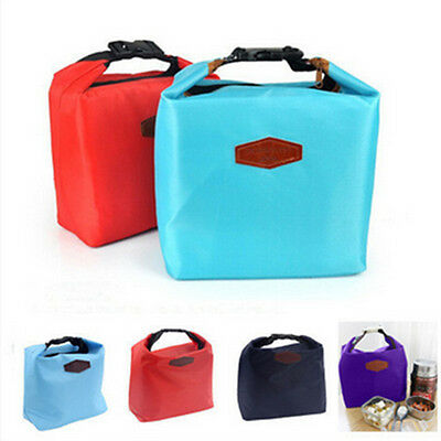 Hot! Household Portable Carry Tote Pouch Thermal Cooler Waterproof Insulated Bag