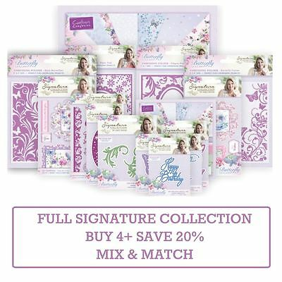 BUTTERFLY LULLABY Sara Davies Crafter's Companion Signature Collection
