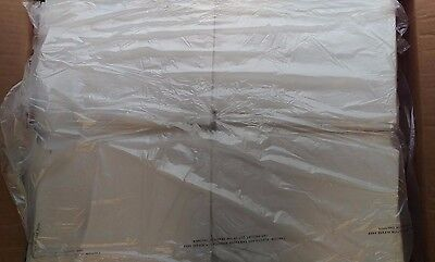 """Advent Pillowcases 20""""x30"""" Single Use #30001 NEW/SEALED CASE OF 200 EACH"""
