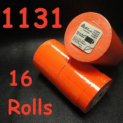 Avery Dennison 1131 RED 16 rolls labels for Monarch 1131 price gun 2 sleeves