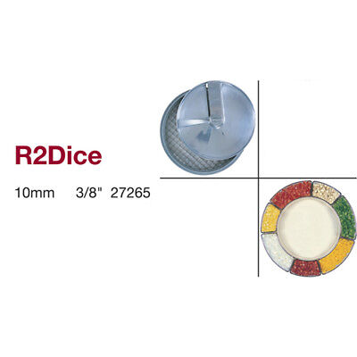 "Robot Coupe 10 mm (3/8"") Dicing Kit for the R2Dice"