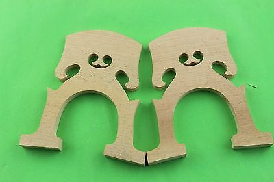 20 pcs new high quality Student Cello Bridges maple wood 4/4 size Cello Parts