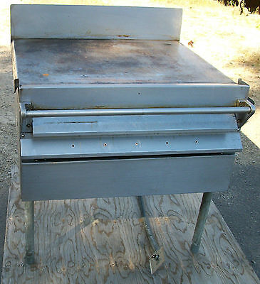 "Ge Commercial 36"" Electric Griddle Cg33B Flat Top"