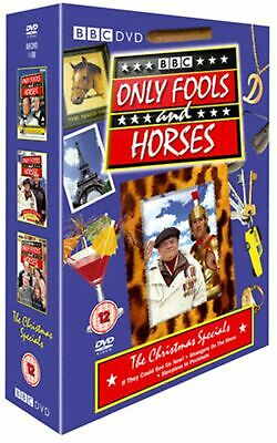 Only Fools and Horses: The Christmas Specials (Box Set) [DVD]