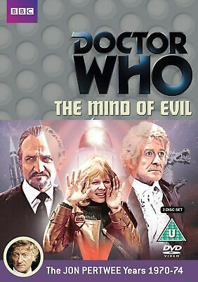 Doctor Who: The Mind of Evil (Remastered) [DVD]