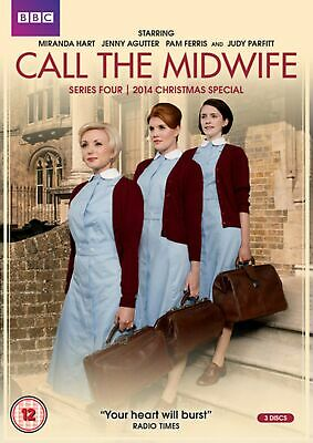 Call the Midwife: Series 4 [DVD]
