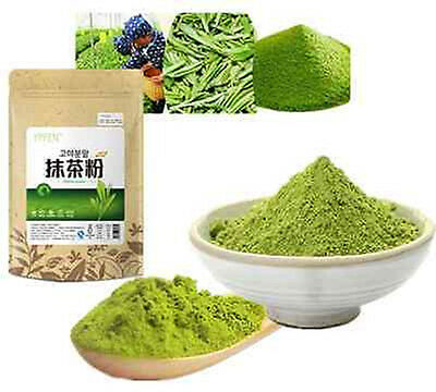 Safe Natural Ultrafine Matcha Green Tea Powder Certified Organic Health 100g CIT