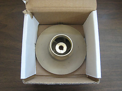 "New Bell & Gossett 118612 4-1/4"" OD Booster Pump Brass Impeller PRBZ-435"
