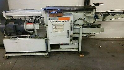 Keymate Broaching Machine