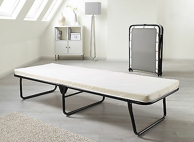 Jay Be Core Memory Folding Single Guest Bed with Memory Foam Mattress