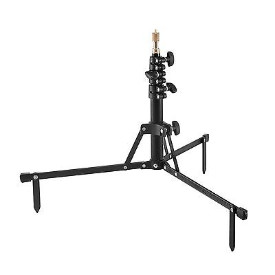 Portable Pro 33cm Aluminum foldable Photography Light Stand with Trigeminal foot