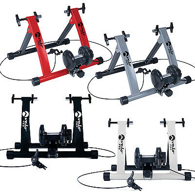 Magnetic Indoor Turbo Trainer Bike Bicycle Road Mountain Resistance MTB Cycling
